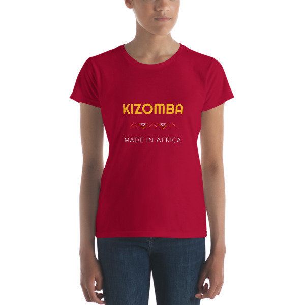 Women's T-shirt - Kizomba Made In Africa