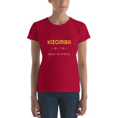 Women's T-shirt - Kizomba Made In Africa