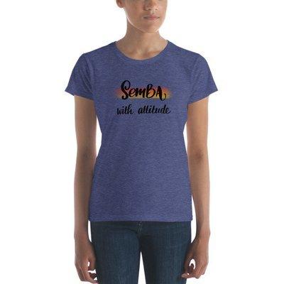 Women's T-shirt - Semba With Attitude