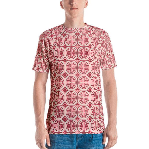 Men's T-shirt Asia