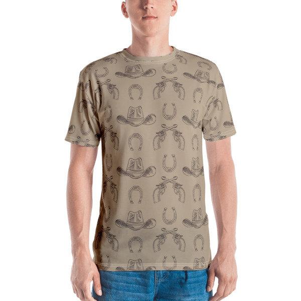 Men's T-shirt Western