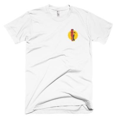 Embroidered T-Shirt Azembora