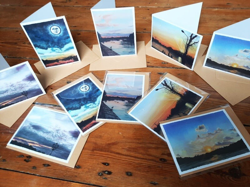 Gift Cards - Putney - Pack of 5