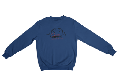 Won't Be Beat  Unisex Crew Neck Sweatshirt