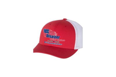 Mesh Flex Fit Hat-Color Logo