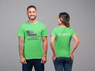 DRH Volunteer Tee