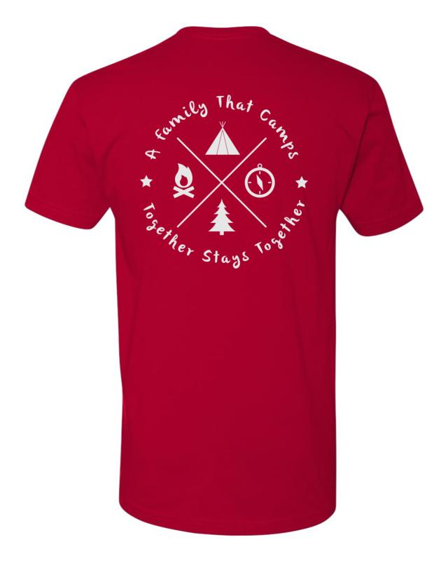 Family Camping Shirts