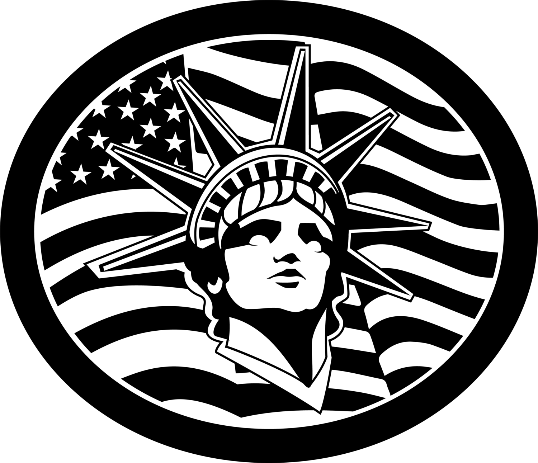 Liberty Badge