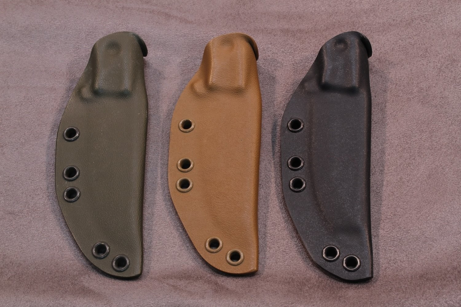 3DK Replacement Kydex Sheath For M.A.K. - Synthetic Handle