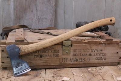 Hults Bruk Akka Forester's Axe (1.5 lb Head, 24