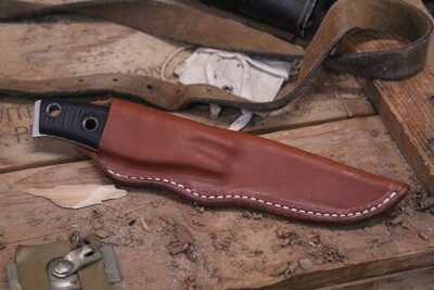 3DK Replacement Leather Sheath For M.A.K.