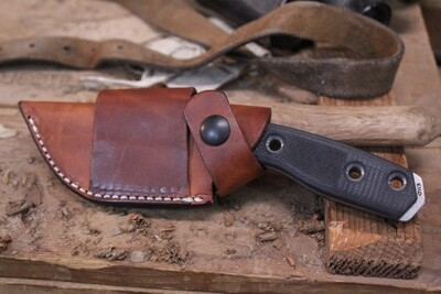 3DK Replacement Leather Sheath For The Riot