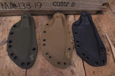 3DK Replacement Kydex Sheath For The Riot - Synthetic Handle