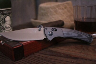 Benchmade Crooked River 4