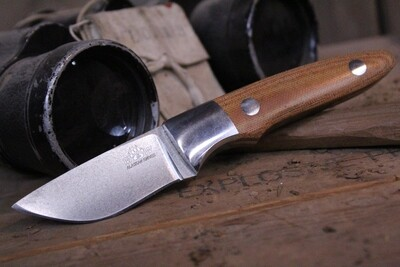 M&W Alaskan Knives 4 Finger 2.5