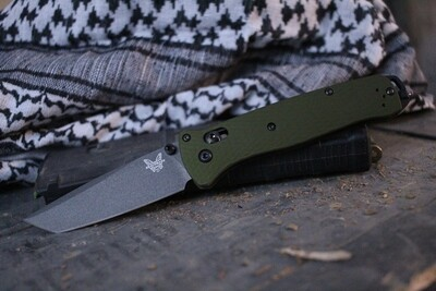 Benchmade Bailout 3.38