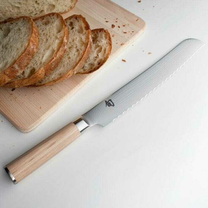 """Shun Classic Blonde 9"""" Bread"""