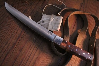 Bark River Limited Edition Tanto 9