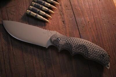 Black Heart Knife & Tool Gunner 10 4.75