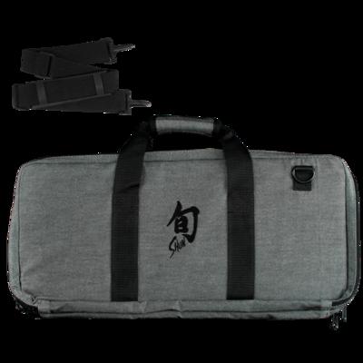 Shun 20 Slot Chef Case Grey