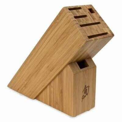 Shun Classic 6 Slot Bamboo Slim Block