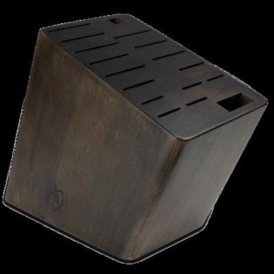 Shun Classic 17 Slot Angled Block