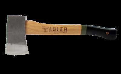 "Adler Axes Yankee Green Handle Hatchet ( 1.5 lb Head, 15"" Handle )"