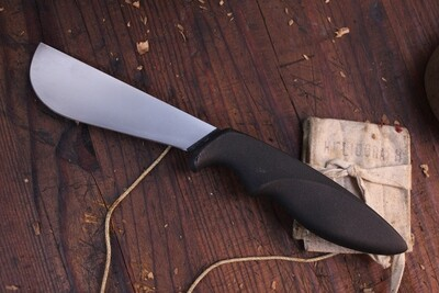 """Gerber Classic Flayer 4.25"""" Fixed Blade Knife / Armorhide / High Speed Stainless / New Old Stock ( Pre Owned )."""