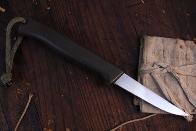 """Gerber Classic A325 3"""" Fixed Blade Knife / Armorhide / Satin M2HS ( Pre Owned )"""