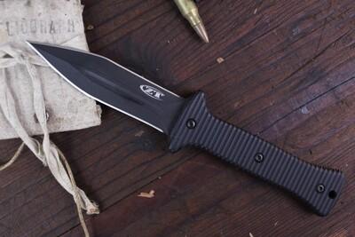 "Zero Tolerance 0150 3.5"" Boot Knife / Black G10 / Black S30V (Pre-Owned)"