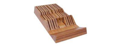 Shun 11 Slot In-Drawer Bamboo Tray