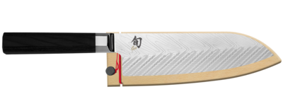 Shun Dual Core Santoku 7