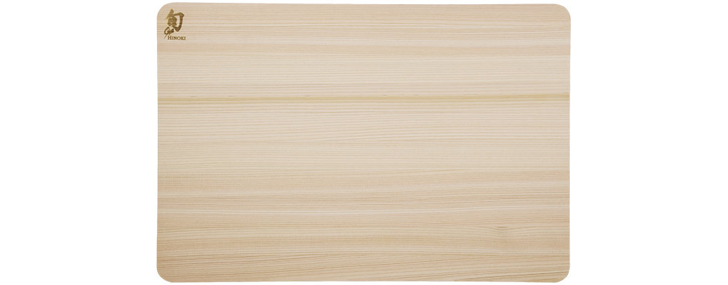"""Shun Hinoki Cutting Board-Large ( 17.75""""x11.75""""x0.5"""" )"""