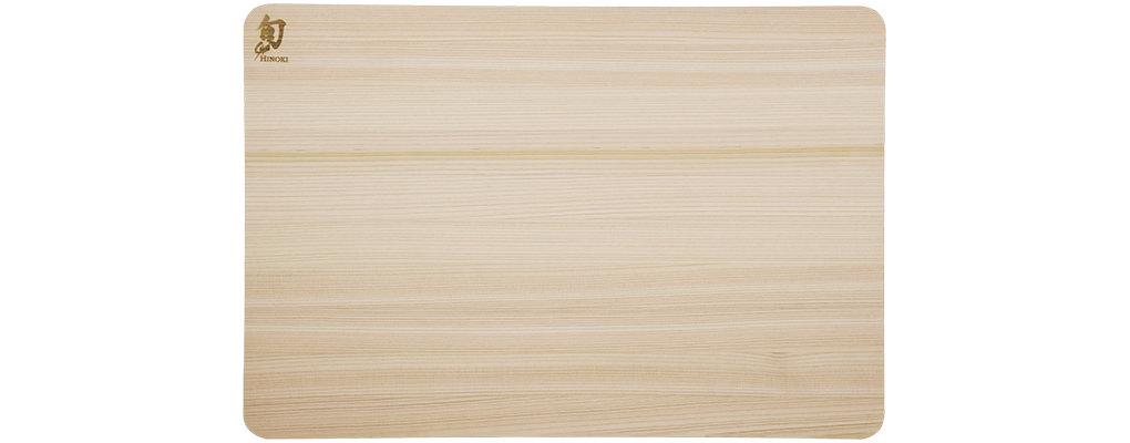 """Shun Hinoki Cutting Board-Small ( 10.75""""x8.25""""x0.5"""" )"""