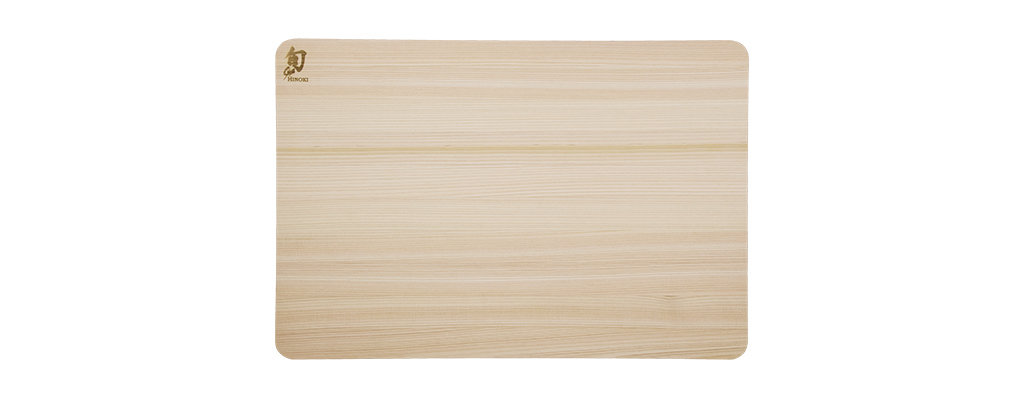 Shun Hinoki Cutting Board Medium