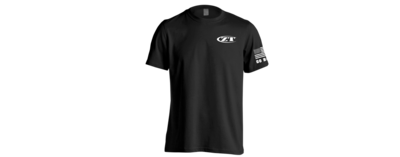 Zero Tolerance ZT T-Shirt, Black - XLarge