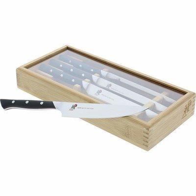 Miyabi Red 4-pc Steak Knife Set
