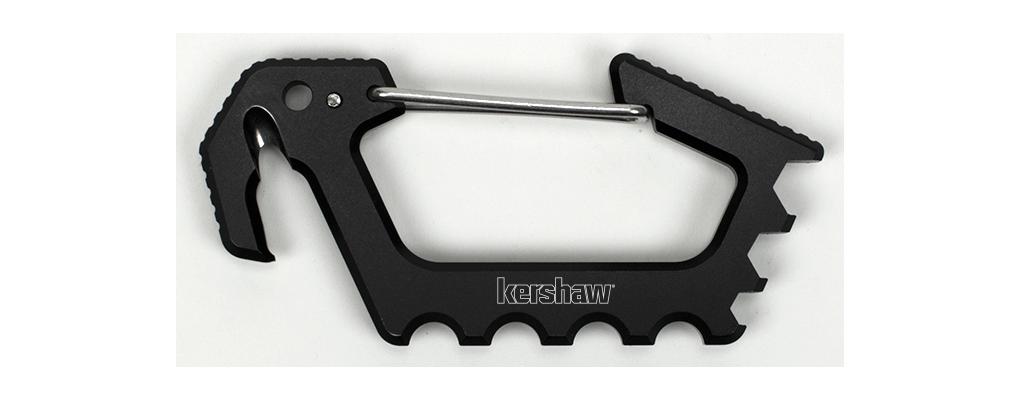 Kershaw Jens Carabiner - Black