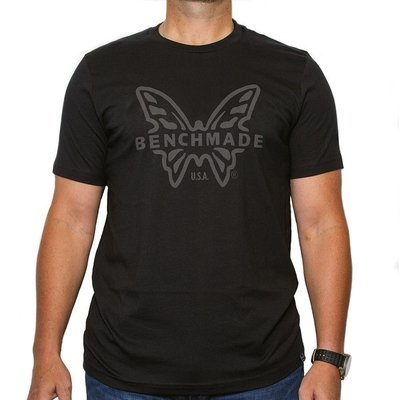 Benchmade T-shirt Subdued Black Medium (Discontinued)