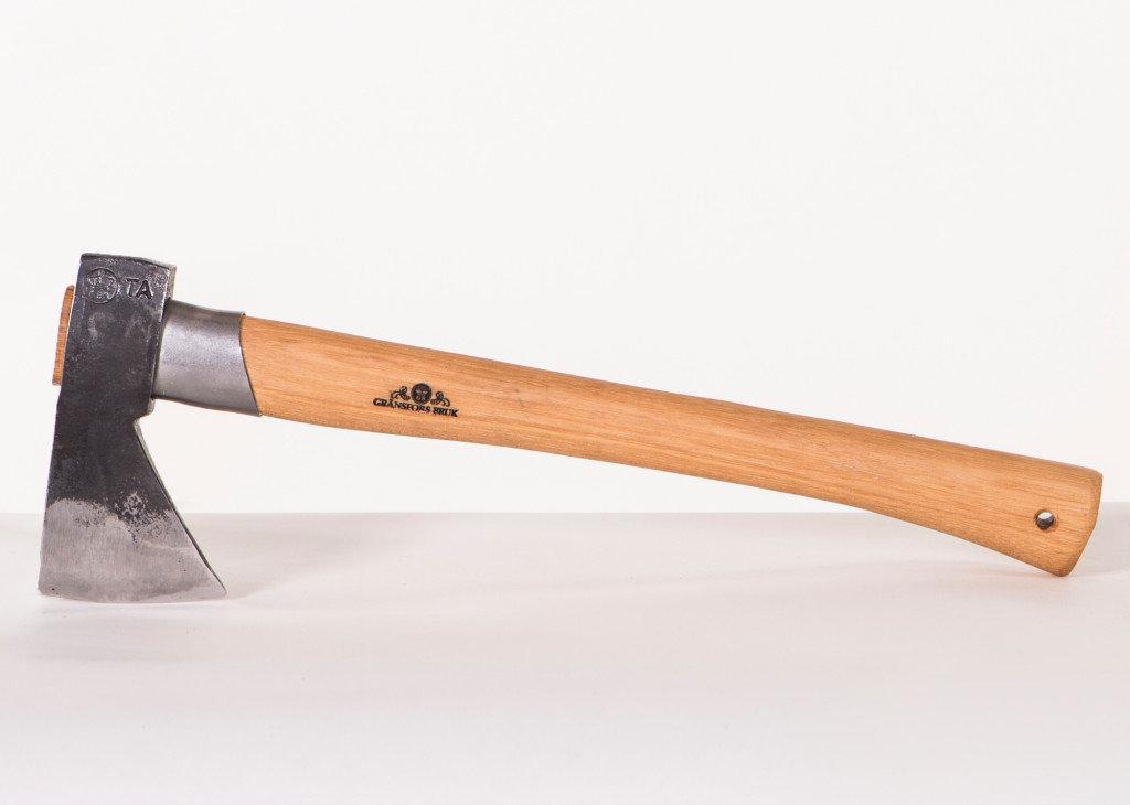 """Gränsfors Bruk Outdoor Axe, 14.5"""" Straight handle (1lb)"""