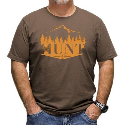 Benchmade T-shirt HUNT Large (Discontinued)