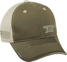 Buck Anvil Flag Cap