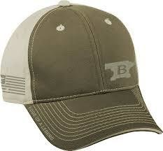 Buck Anvil Flag Cap