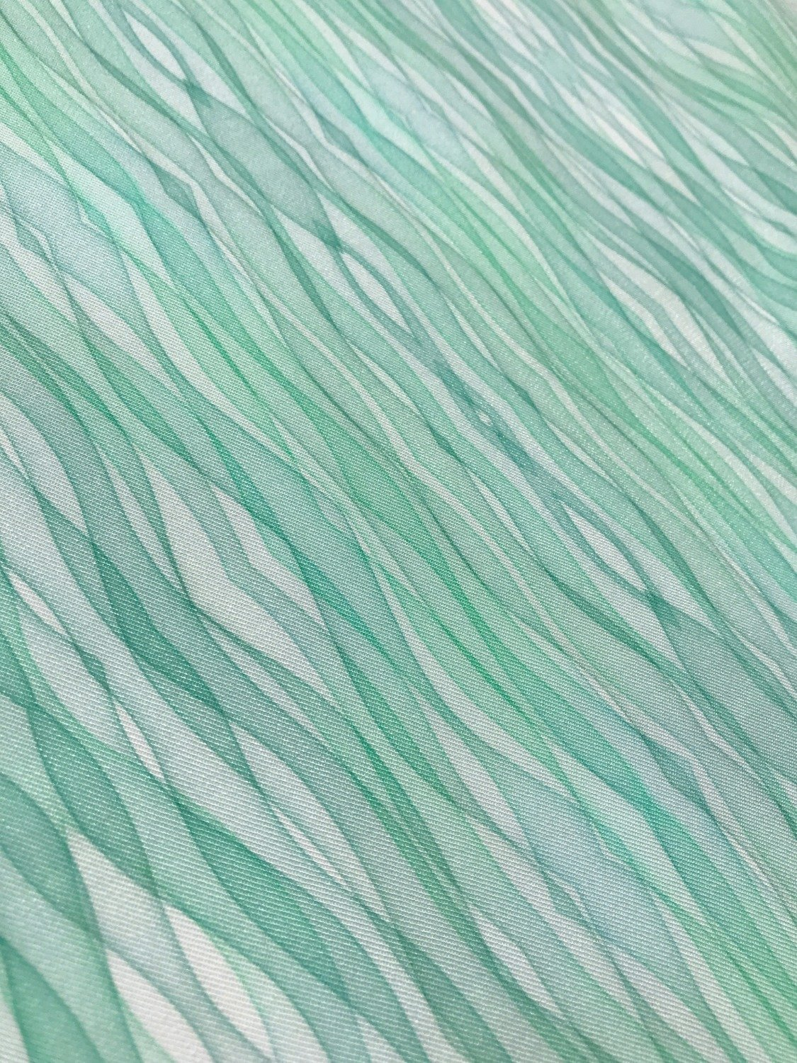 Ocean watergreen - twill de viscose