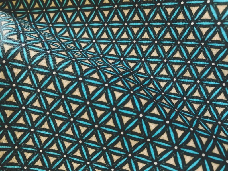 Stargaze - popeline de coton lycra