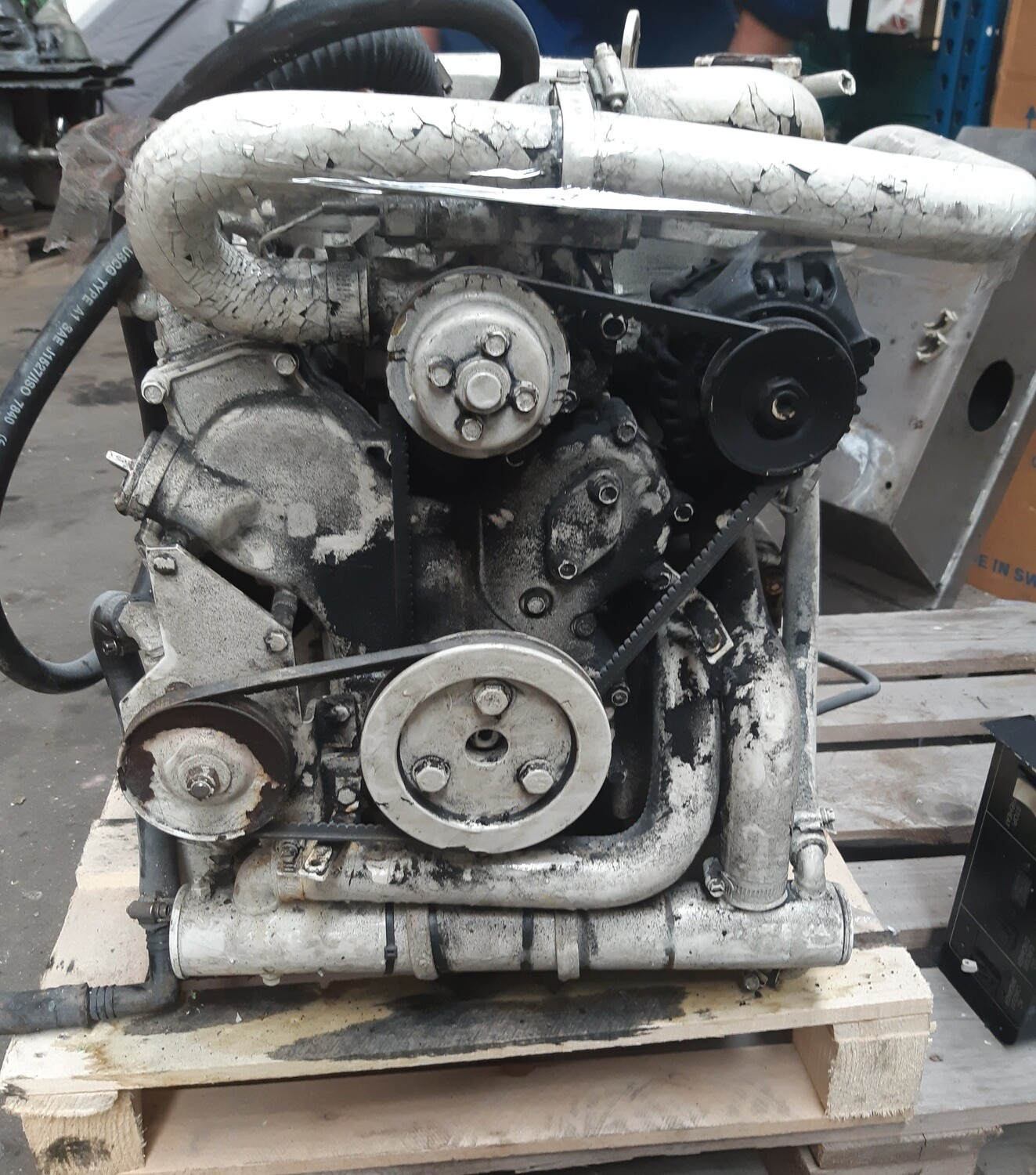 Kohler Generator 3TN66-UK 8,7 HP - RUNNING !