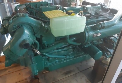 Volvo Penta AD41P-A, 200 HP, build 2005, NEVER used before