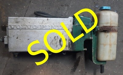 Used Heat Exchanger For Volvo Penta TAMD 40 A 135 HP