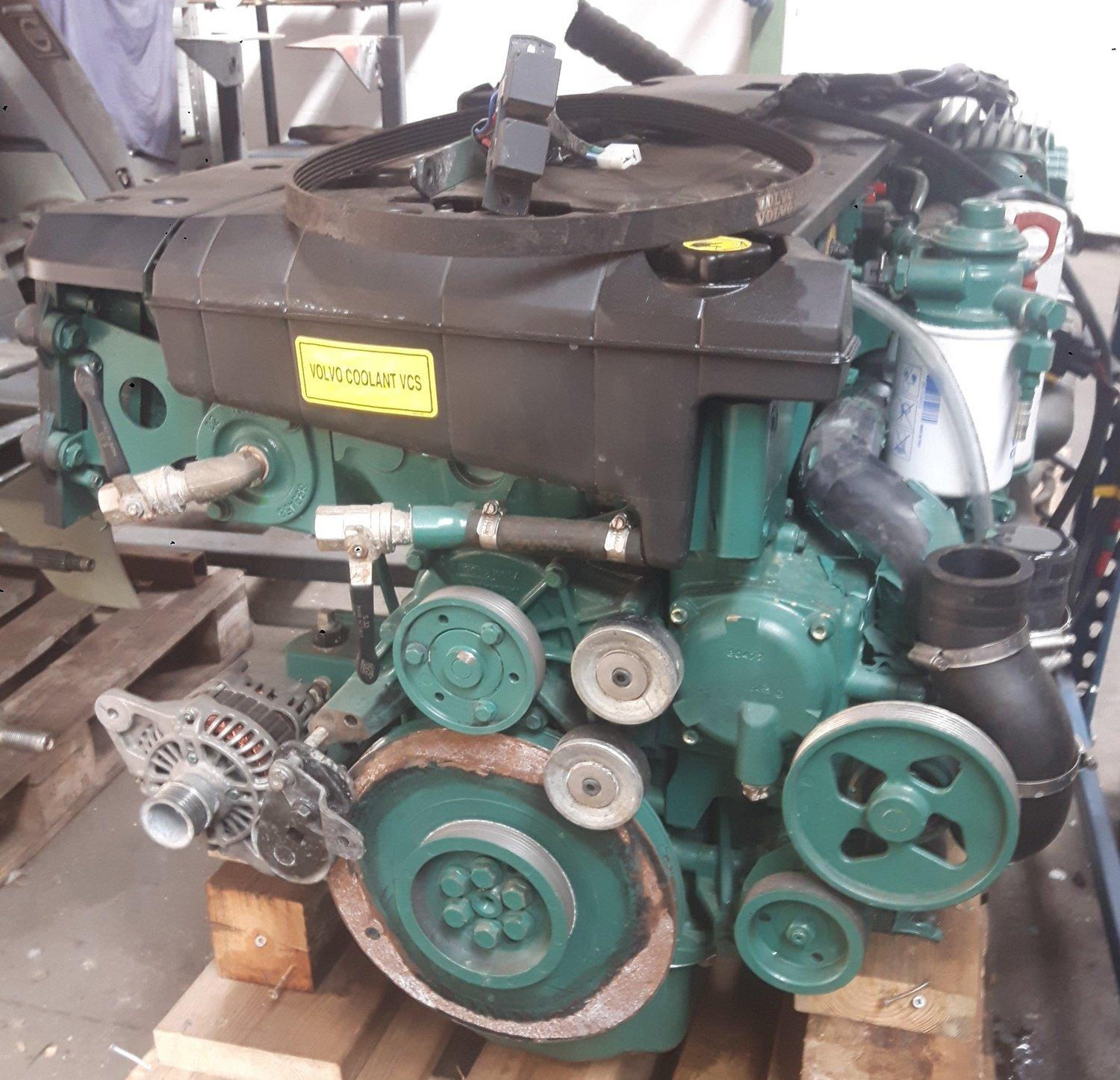 Volvo Penta D6-330 inboard diesel engine in good condition coming in on Inboard Marine Engines NOT YET FOR SALE
