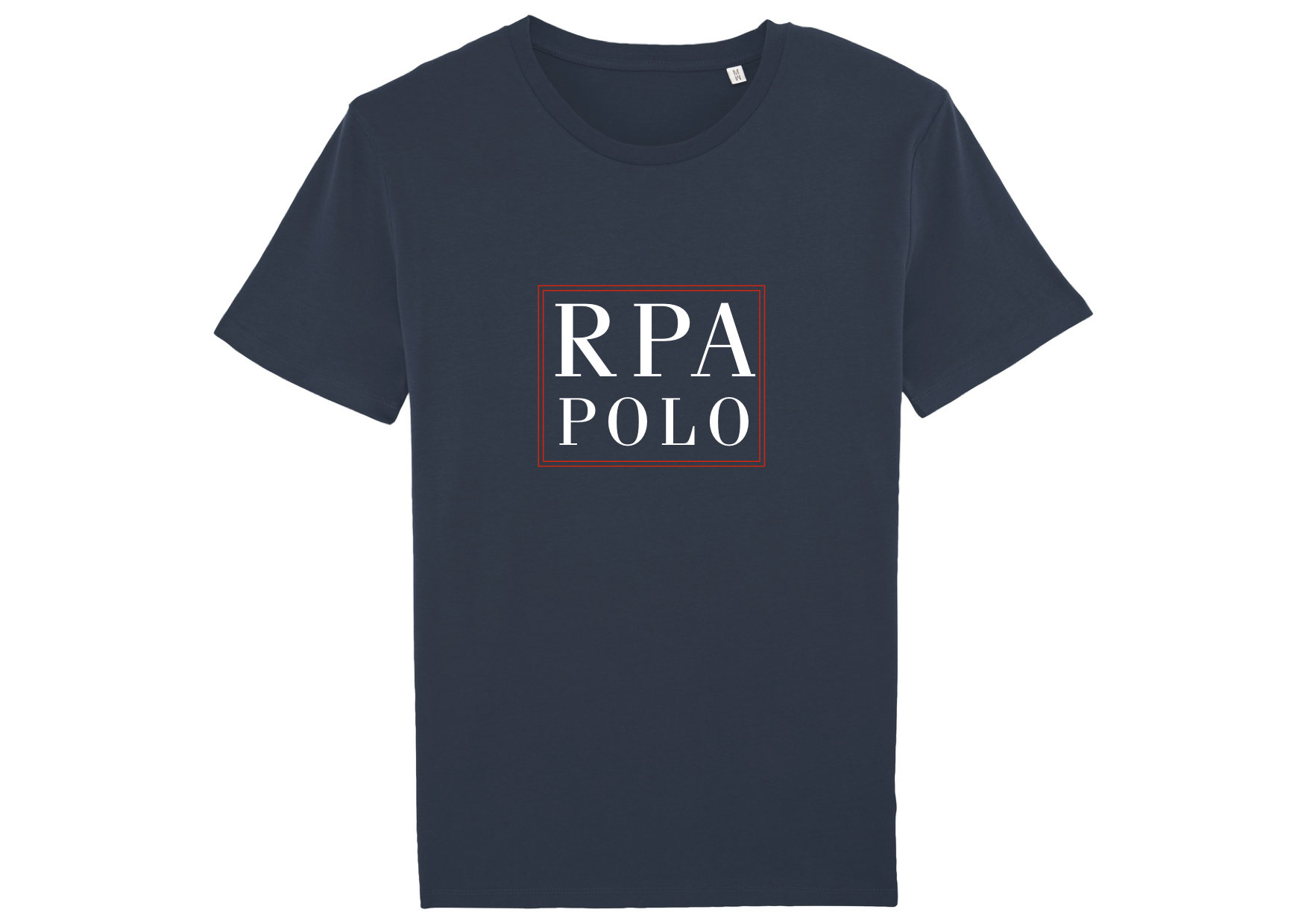 "T-Shirt ""RPA Polo"" navy 00002"